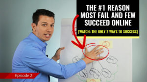 The #1 Reason Most Fail and Few Succeed Online